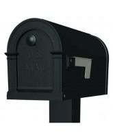 Mailbox Lincln Pm C1blk